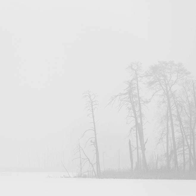 """Frank Brehe """"Schnee und Dunst"""""""